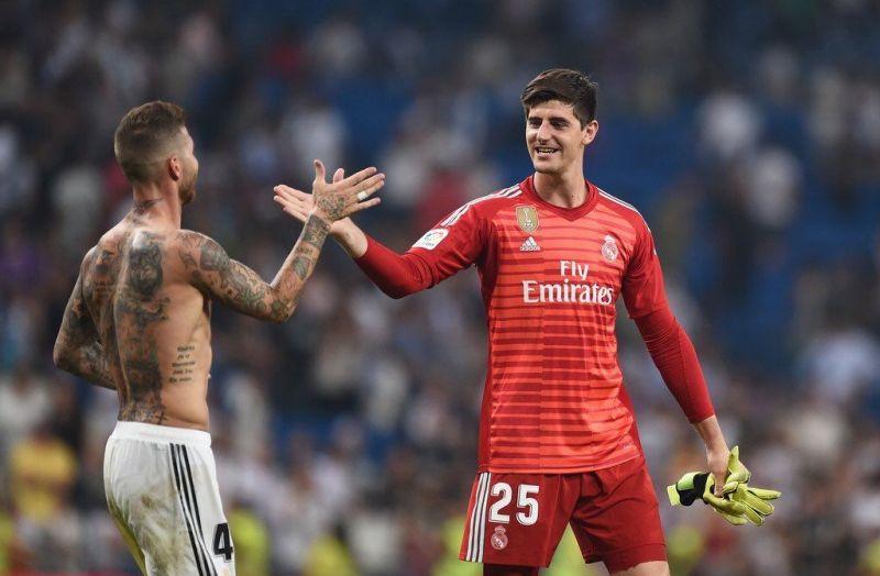 Thibaut Courtois' Real Madrid Debut: Analysis