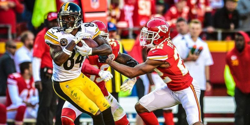Image result for chiefs vs steelers
