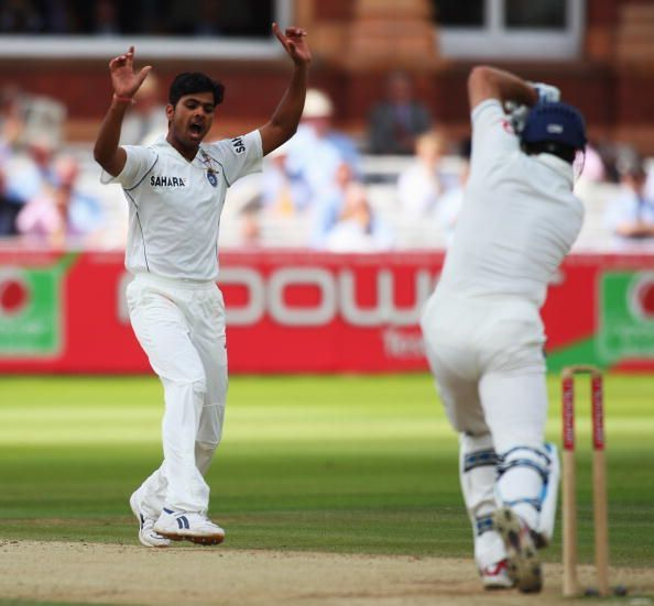 England v India - 1st Test Day Four
