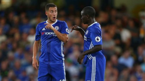 Image result for hazard and kante