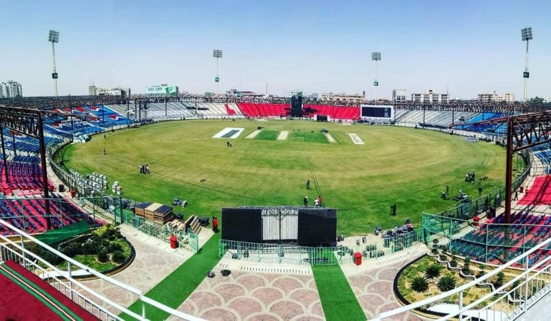 The largest stadium in Pakistan was recently renovated for over PKR 1 Billion