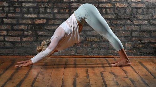 Feature on a Yoga Session