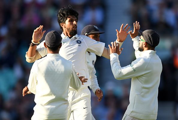 How much of an impact can Ishant Sharma make in this first Test?