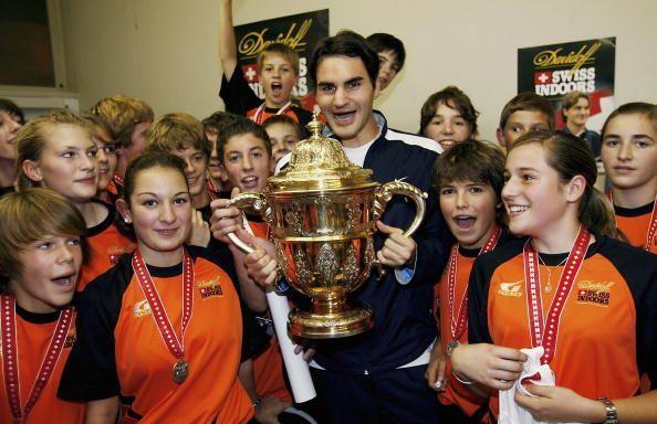 ATP Davidoff Swiss Indoors Tournament - Day Six