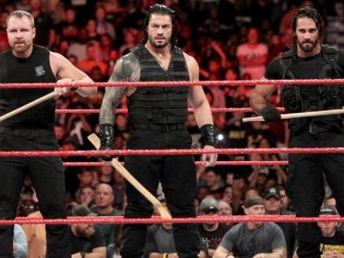 The Shield retaliate