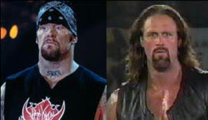 The Underfaker was Taker's real-life cousin