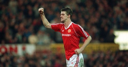 The big lad never had a bad game at the heart of United's defence