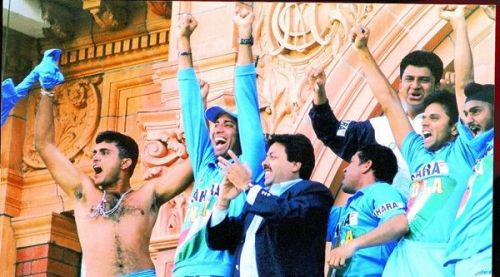 Enter captionSourav Ganguly - The man who redefined aggression in Indian Cricket