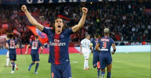 PSG defeated Saint Etienne convincingly