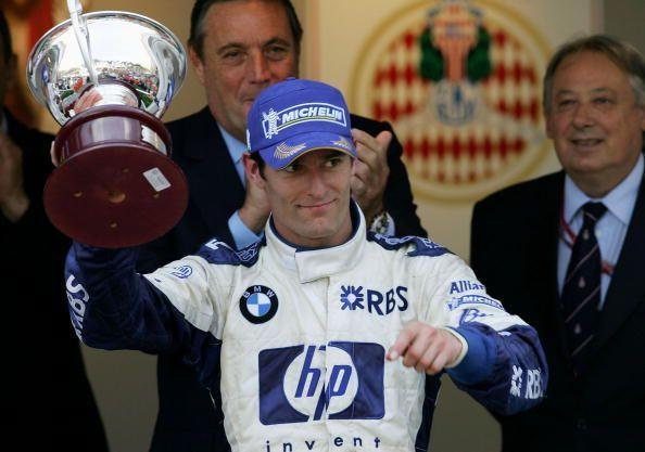 The Monaco F1 Grand Prix