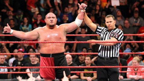 The Samoan Submission Machine can become the next champion