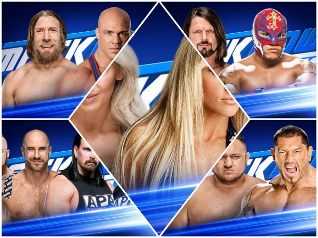 SmackDown 1000 might turn out more special than Raw 25