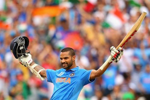 Shikhar Dhawan has been one of India's best openers