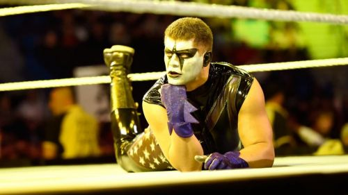Cody Rhodes finished his time in WWE as Stardust (wwe.com)