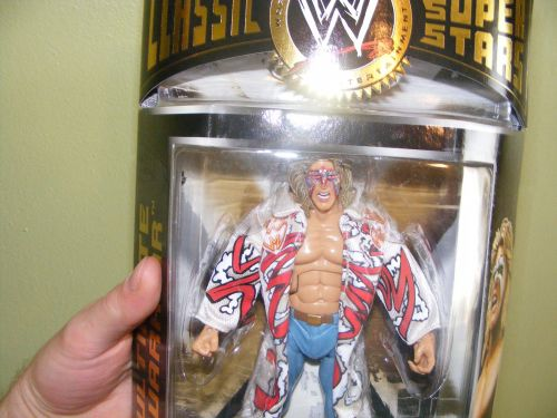 The Warrior has perhaps had the most exclusive of exclusive figures, with his Unmatched Fury figure in America facepaint limited to just 20 figures