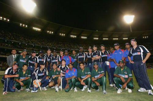 AUS: World Cricket Tsunami Appeal