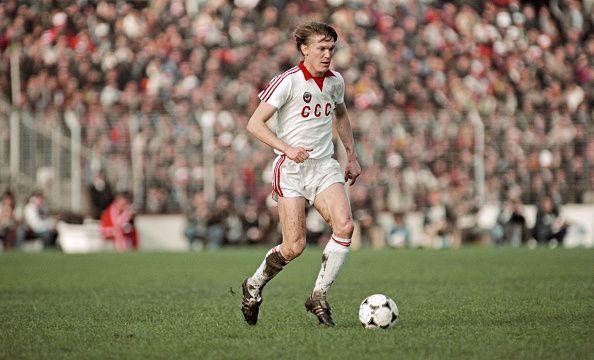 Oleg Blokhin USSR 1983