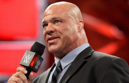 Kurt Angle could return to the ring at Hell in a Cell