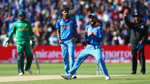 ICC Champions Trophy 2017 - Match 4, Ind vs Pak