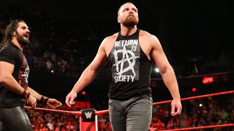 A fine example of this would be Dean Ambrose who suffered from staph infection earlier this year