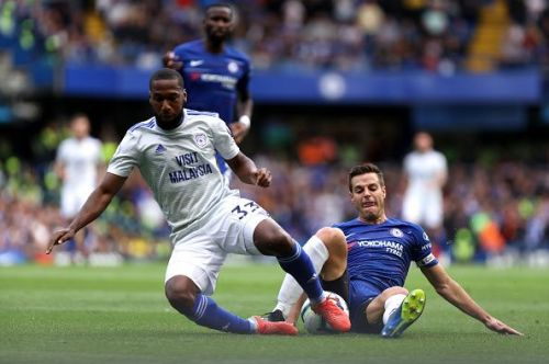 Chelsea FC v Cardiff City - Premier League