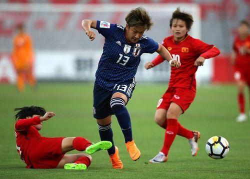 Japan v Vietnam - AFC Women's Asian Cup Group B