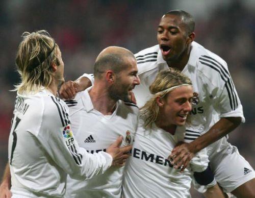 Real Madrid v Espanyol