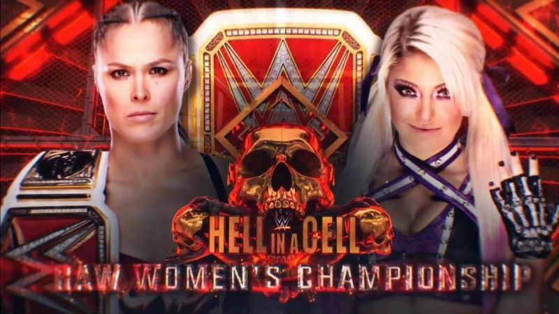WWE Hell In A Cell 2018: 5 potential finishes for Ronda