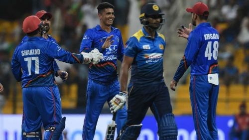 Sri Lankan Cricket Team witness an upset loss to Afghanistan