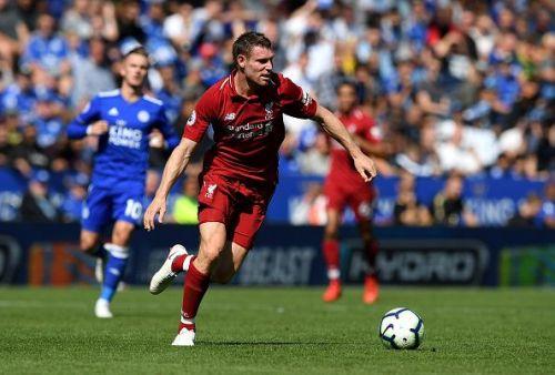 Leicester City v Liverpool FC - Premier League