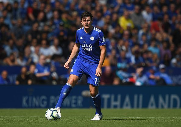 Image result for harry maguire duels