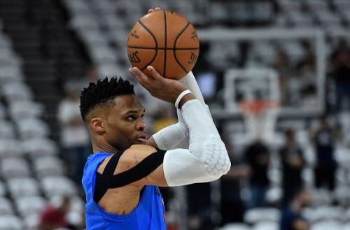 Oklahoma City Thunder v Utah Jazz - Game Four