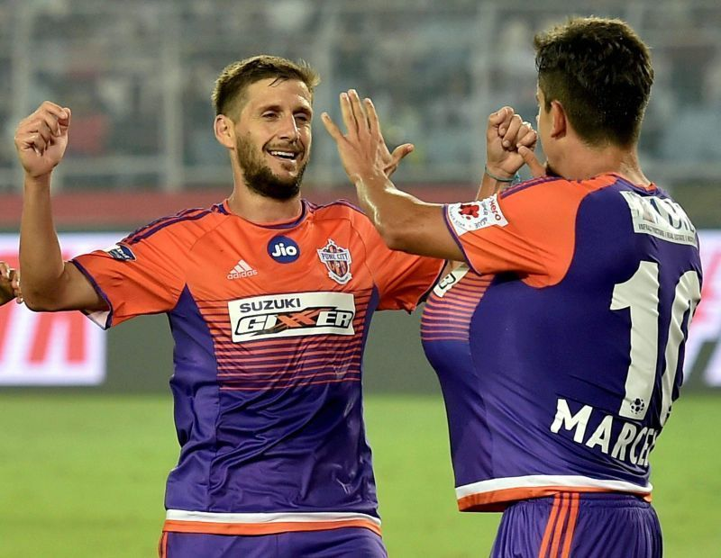 Marcelinho and Alfaro will be the key to FC Pune City