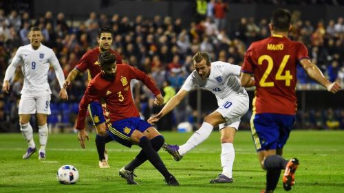 England play Spain in one of the Nations League's biggest ties