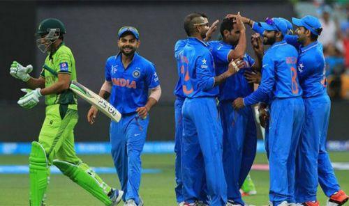 ICC Cricket World Cup, 2015 - Ind vs Pak