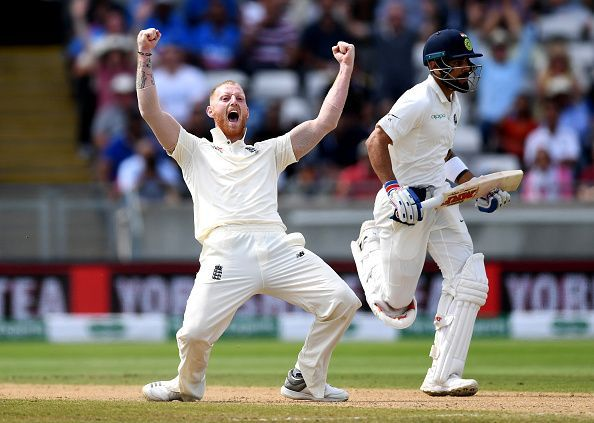 England v India: Specsavers 1st Test - Day Four