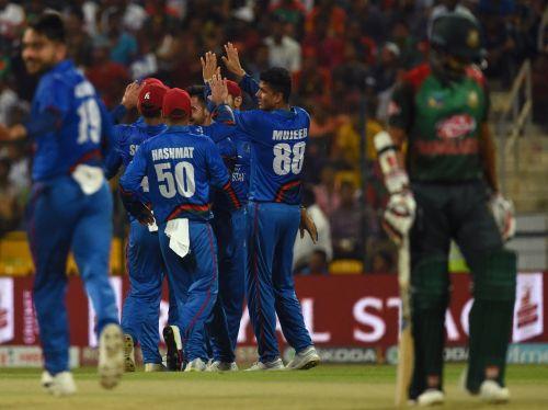 * Asia Cup - Super Four : Pakistan v Afghanistan
