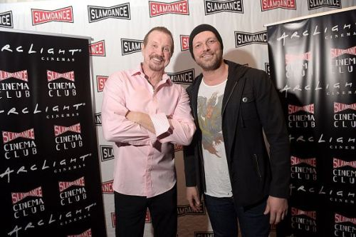 Slamdance Cinema Club Screening Of 'Resurrection Of Jake The Snake'