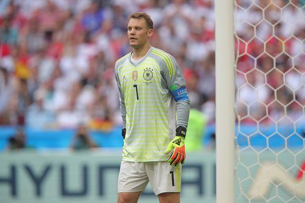 Still the best goalkeeper in the world