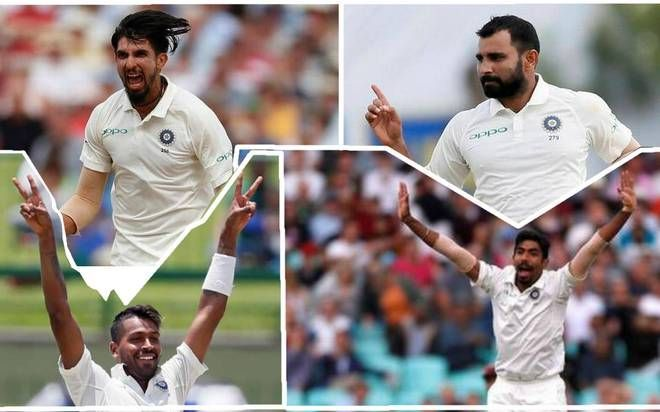 Indian pace attack