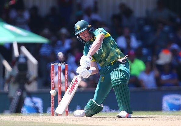 3rd Momentum ODI: South Africa v Bangladesh
