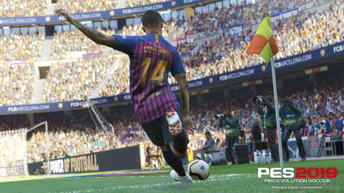 Image Courtesy: PES 2019 / Konami Digital Entertainment