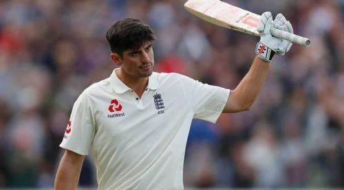 Image result for alastair cook most consecutive tests