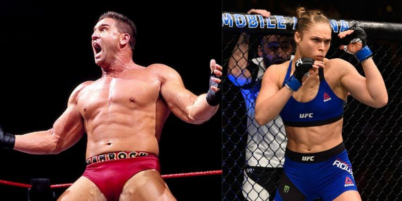 Ken Shamrock and Ronda Rousey are just two of the stars to have made submission their forte!