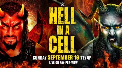 Image result for hell in a cell 2018
