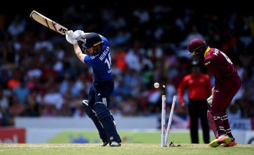 West Indies v England - 3rd ODI