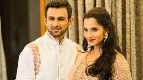 Sania Mirza and Shoaib Malik form a great sports couple