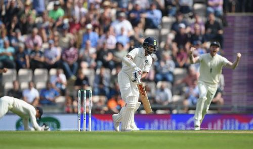 England v India: Specsavers 4th Test - Day Two