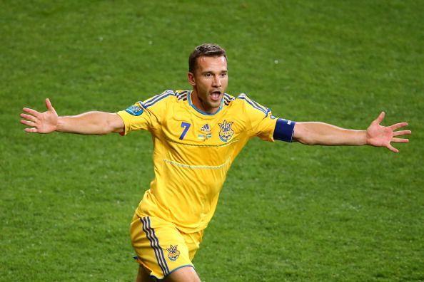 Ukraine v Sweden - Group D: UEFA EURO 2012