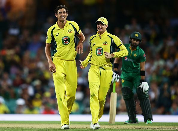 Australia v Pakistan - ODI Game 4